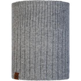 Buff Kort Knitted & Fleece Neckwarmer Women, light grey